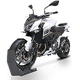 Bloque Roue Moto Constands Easy Transport-Fix gris mat