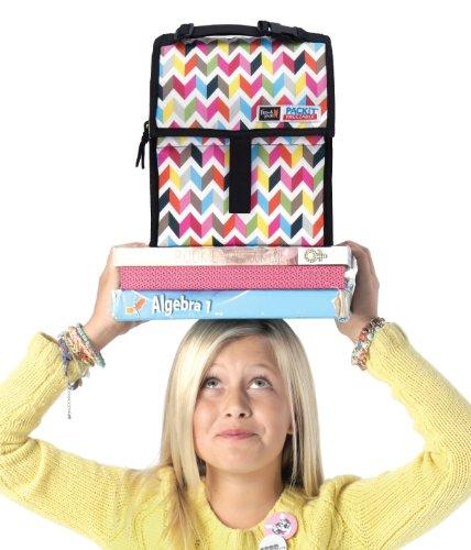 Packit Borsa Termica, Multicolore (Surf Stripe) Multicolore (Ziggy)