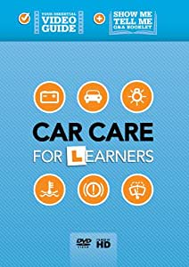Car Care for Learners: The Best Way to Learn Basic Maintenance [DVD] - Includes Show Me Tell Me Guide