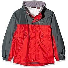 Marmot Joven Boy s Precip Jacket Chaqueta de Lluvia, Primavera/Verano, niño
