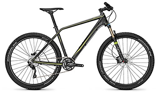 fox 40 gabel MTB Univega VISION EXPERT 30G 27' Herren in carbon/grey matt Modell 2014, Farbe:carbon/grey m;Rahmenhöhe:53