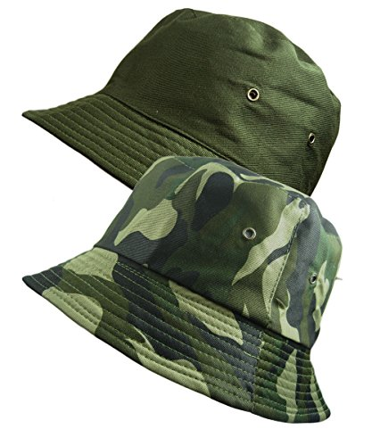toskatokr-unisex-fully-reversible-cotton-rich-camouflage-bush-bucket-hat-opt-3
