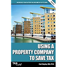 Using a Property Company to Save Tax 2018/19
