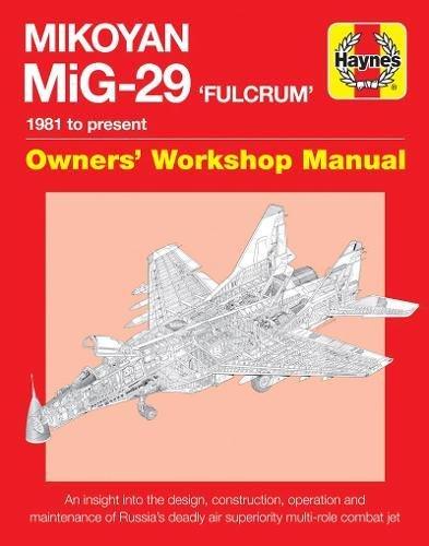 Mikoyan Mig-29 'fulcrum' Manual:...