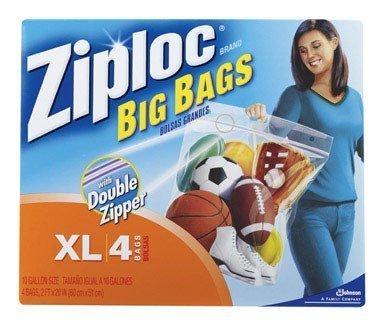 ziploc-big-bag-holiday-10-gal-heavy-duty-clear-plastic-2ft-x-17ftlarge-by-johnson-sc-sons-inc