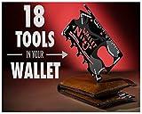 18 Tools In 1 Ninja Wallet Toolkit - NIZ...