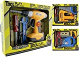 Kinder Werkzeug Set Sonderposten Restposten Werkzeugset für Werkzeugbank Bohrmaschine Stichsäge Kreissäge, nach Wahl (Stichsäge)
