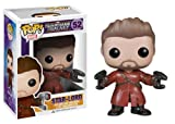 Funko - Figurine Guardians of the Galaxy - Star-Lord Unmasked Exclu Pop 10cm - 0849803040130