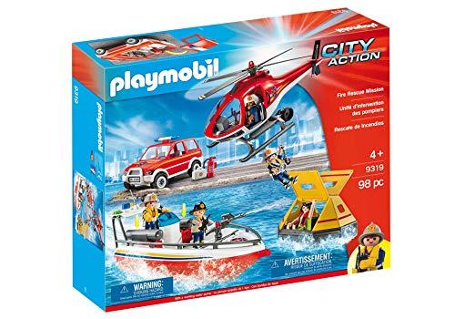 Playmobil - Fire Rescue Set (9319)