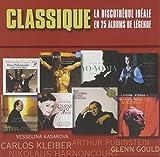 Classique : la discothèque idéale en 25 albums de légende