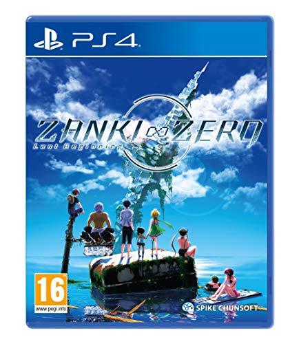 Zanki Zero - Last Beginning (PS4) Best Price and Cheapest