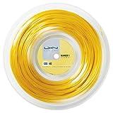 Wilson Luxilon 4G - Cordaje para raquetas, color dorado,...