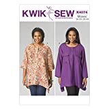 Kwik Sew Patterns K4074 OS Sizes 1X - 2X - 3X - 4X for sale  Delivered anywhere in Ireland
