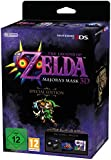 Nintendo 3DS Zelda Majoras Mask Steel Book