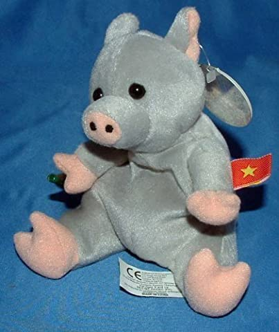 Coca Cola Blubbly the Pot Belly Pig Vietnam #0250 by Cavanagh