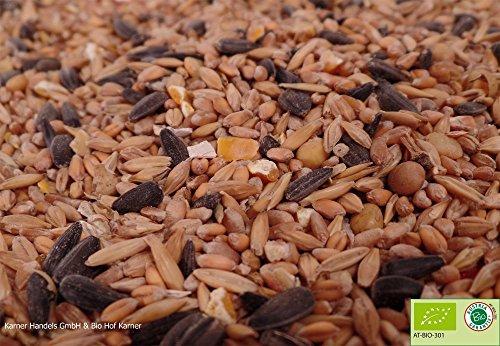 Bio Geflügelkörnermix 10 kg, 100% Bio, GVO-Frei