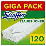 Swiffer Trockene Bodentücher Nachfüllpackung, 3er Pack (3 x 40 Tücher)
