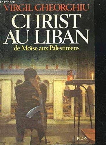 Christ au Liban