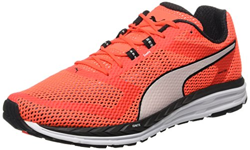 Puma Speed 500 Ignite - Zapatillas de running Unisex adulto, Rojo (Red Blast-White-Black 01), 42 EU (8 UK)