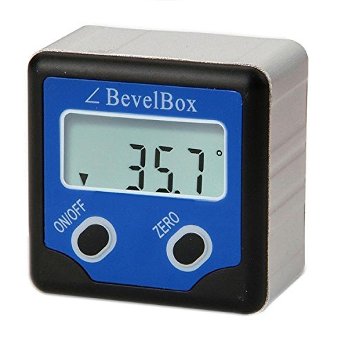 Winkelmesser Winkelmesser Messgerät, Digital Bevel Box