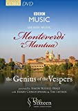 Monteverdi In Mantua - The Genius of the Vespers [Simon Russell Beale; The Sixteen,Harry Christophers] [CORO : DVD]