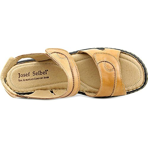 Josef Seibel Debra 02 Cuir Sandale de Sport Cashmere