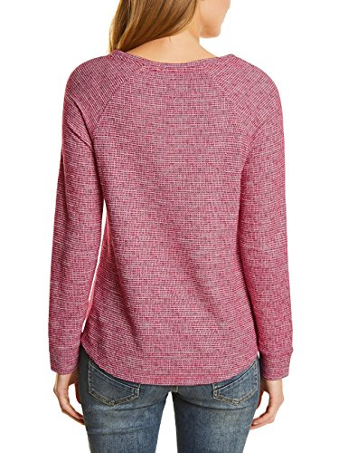 Cecil Damen Sweatshirt Rot (Salsa Red 31198)