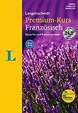 Langenscheidt Premium-Kurs Französisch - Sprachkurs mit 2 Büchern, 6 Audio-CDs, MP3-Download,...