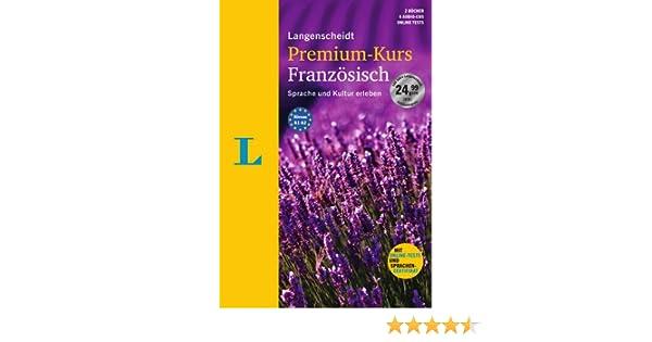 Langenscheidt Premium-Kurs Französisch - Sprachkurs mit 2 Büchern, 6 ...