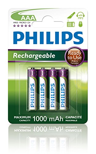 Philips Rechargeables...