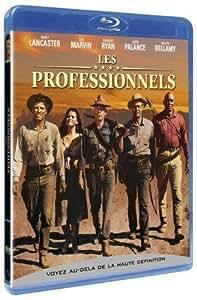 Les Professionnels [Blu-ray] [Import italien]