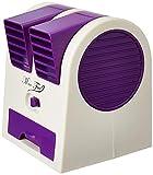#6: Zaptin Mini Desk Air Conditioner, USB Portable Personal Space Air Cooler