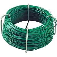 Greengeers 95620 - Cable de hierro plastificado (50 metros)