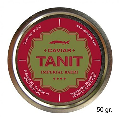 CAVIAR IMPERIAL BAERI 50 gr.