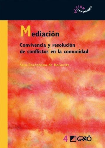 Mediación: 004 (Accion Comunitaria)