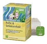 Ruhe und Gelassenheit Bachblüten Tee 3x30g; aus ausgesuchten Kräutern mit Bachblütenmischung (Elm,Rock Rose,Impatiens,White Chestnut,Aspe) aromatische Rezeptur,führt zu mehr Geduld und Gelassenheit