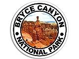 Rund Bryce Canyon National Park Aufkleber (Hike Wandern Inspiration Point)