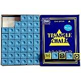 A grade Billiard chalk- 144 pieces