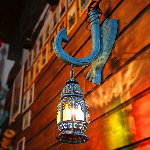 BOOTU lámpara LED y luces de pared Lámpara de pared de cristal de Bo