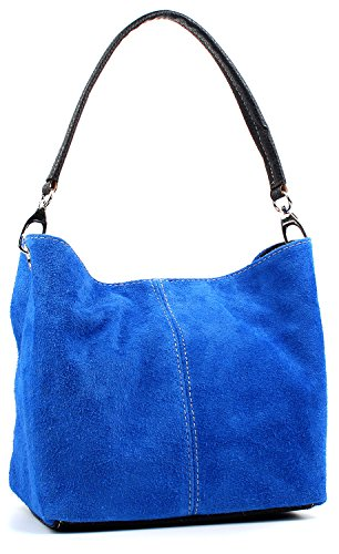 Royal Blue Handbag: Amazon.co.uk