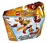 LEGO Legends of Chima Speedorz 70155 - Feuer-Höhle - LEGO