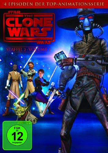 Star Wars: The Clone Wars - Staffel 2, Vol. 1 (Dvd 1 Star Wars Staffel)