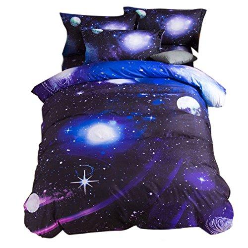 sourcingmap-galaxy-sky-cosmos-night-pattern-single-size-2pcs-bedding-quilt-duvet-set-dark-purple