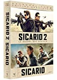 Coffret sicario 2 films : sicario ; la guerre des cartels