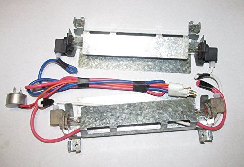 PartsFast WR51X442 Defrost Heater For GE Hotpoint And Other Replacement Numbers 1972 AH303933 EA303933 PS303933 WR51X0342 WR51X0371 WR51X0442 WR51X0463 WR51X342 WR51X371 WR51X463 AP2071464