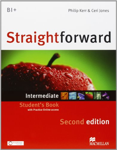New Straightforward. Intermediate. Student's book-Workbook. Per le Scuole superiori. Con espansione online