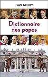 Image de Dictionnaire des papes