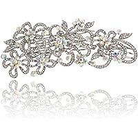 Mai nozze di cristallo austriaco fede fiori