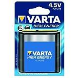 Varta High Energy Flachbatterie 4,5V