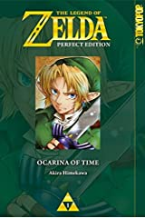The Legend of Zelda - Perfect Edition 01: Ocarina of Time Taschenbuch
